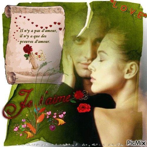 * Un couple . Romantic *