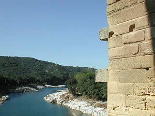 Pont du gard class leplusvisit apr slemontstmichel - Office de tourisme du pont du gard ...