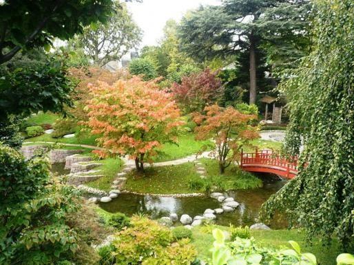 Jardins parcs paris la nature fleurs et belle ville for Les jardins de villa paris